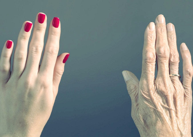 Possible solution to reverse human cell aging
